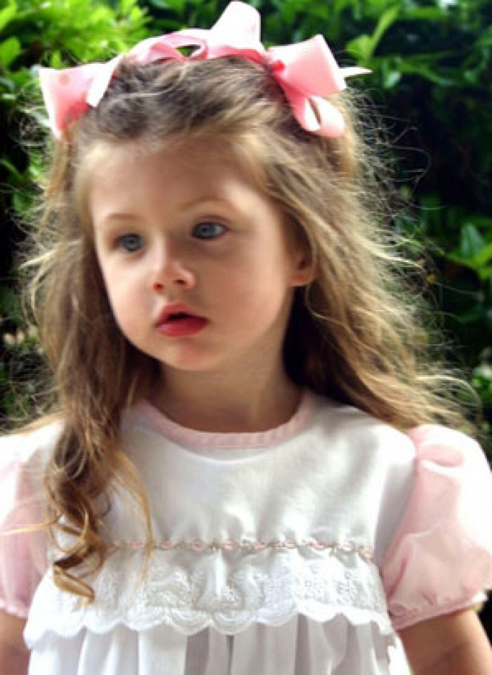 Outstanding 1000 Images About Hair Styles For My Little Princess On Pinterest Hairstyles For Women Draintrainus