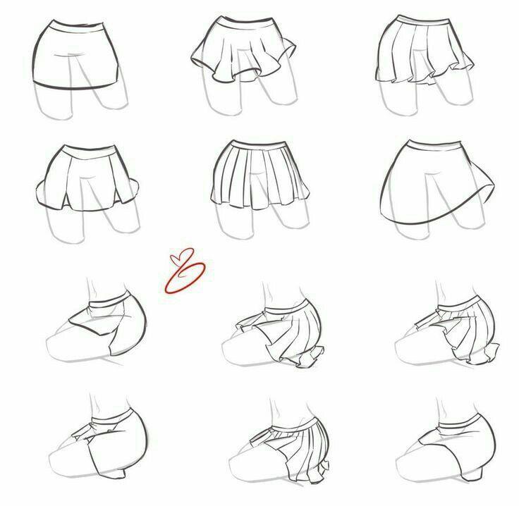 Zeichne Shorts auf ein Mädchen – Google-Suche -…