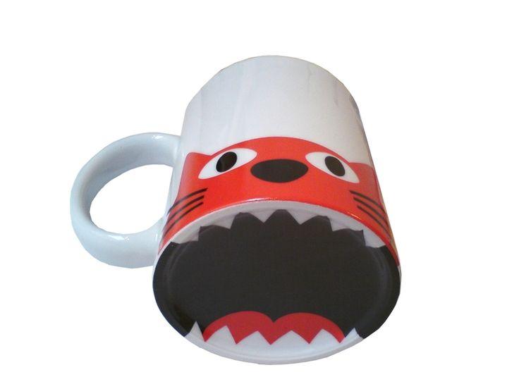 "mug ""Mahlzeit"" from Kuni's Welt by DaWanda.com"