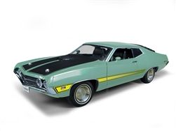 American Muscle 1971 Ford Torino Cobra 1:18 Scale Diecast