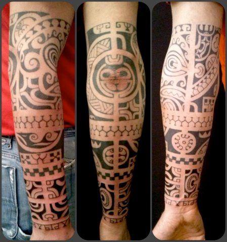 Tatouage Coude Avant Bras Kolorisse Developpement