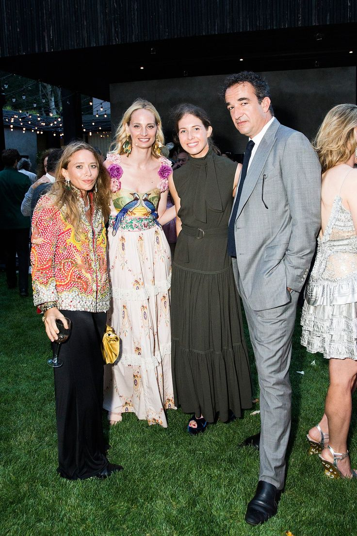 Xin Li And Lyor Cohen S Sag Harbor Wedding The Olsen