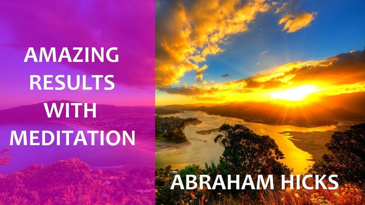 Abraham Hicks , Achieving amazing results with the vortex meditation cd