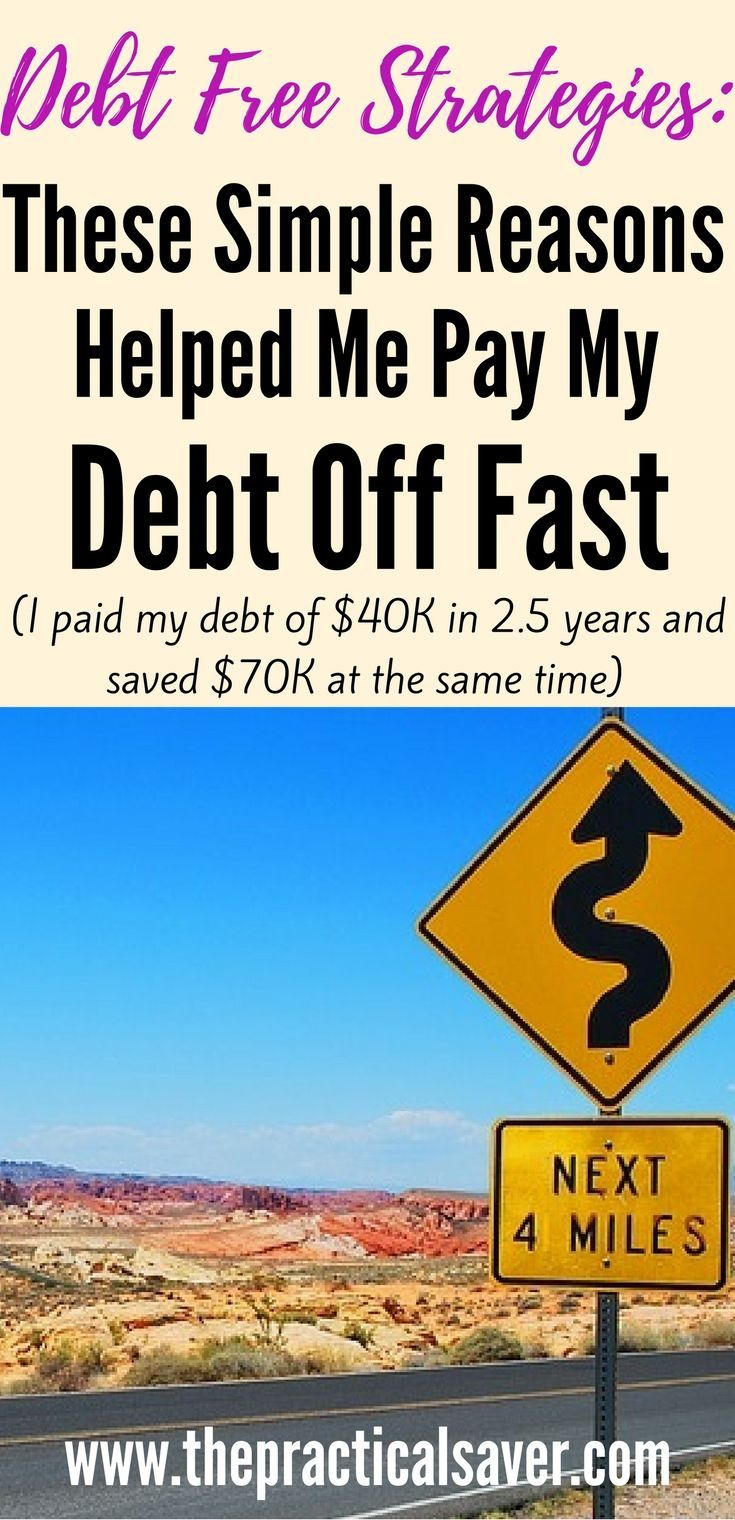 Debt Free strategies that helped me pay off my debt fast. This post details the reasons why people remain in debt even when they have been trying to get rid of it for a long time. The simple actions can or will help you reduce debt or reduce expenses of yours. #frugal #living #solution