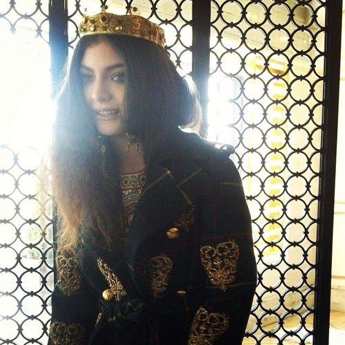 Photoshoot for The Wild Magazine | Lorde | Pinterest