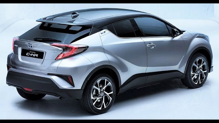 New Toyota Chr First Look And Toyota C Hr Quot Styling Quot 2017