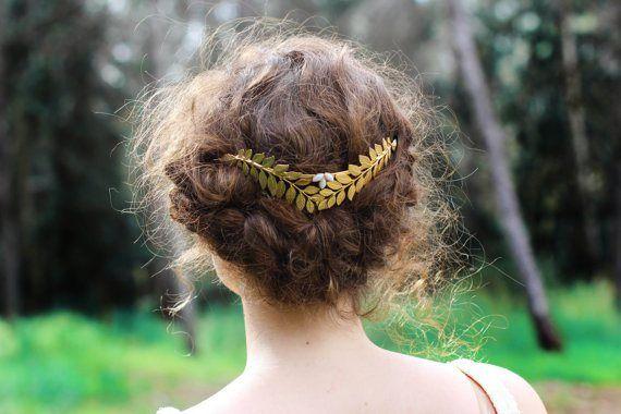 | ClioMakeUp Blog / Tutto su Trucco, Bellezza e Makeup ;) » Accessori capelli estate 2015: tra charleston, principesse orientali e dee greche!