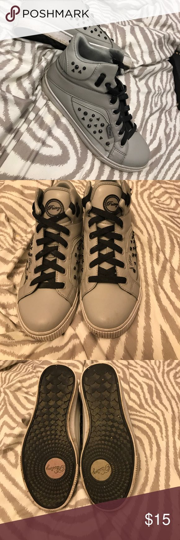 Pastry sneakers Worn. Good condition Shoes Sneakers
