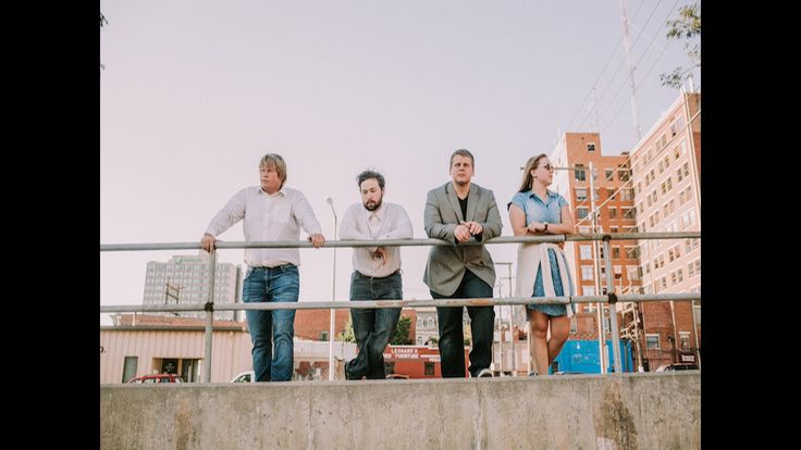 A Band Called Hemingway is a five-piece Piano Alternative Rock band from Lincoln, NE seeking help to fund a full length album. #band #photography #Hemingway #alternative #piano #rock #hipster #indie #downtown #pop #acoustic #electric #chambray #sweater #jeans #denim #sportjacket #sunglasses #summer #fall #autumn