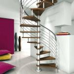 modern simple staircase