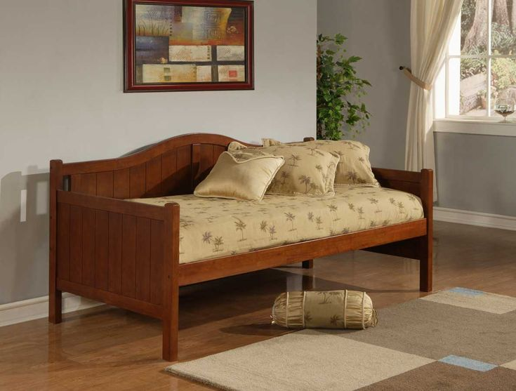 Cheap Daybeds | Cheap Hillsdale Furniture Staci Cherry Daybed