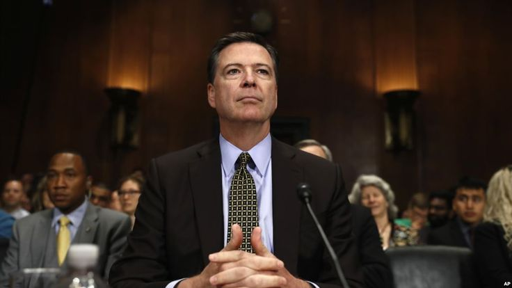 FBI Chief to Face More Questions on Russia's Activities During Election #Politics #iNewsPhoto