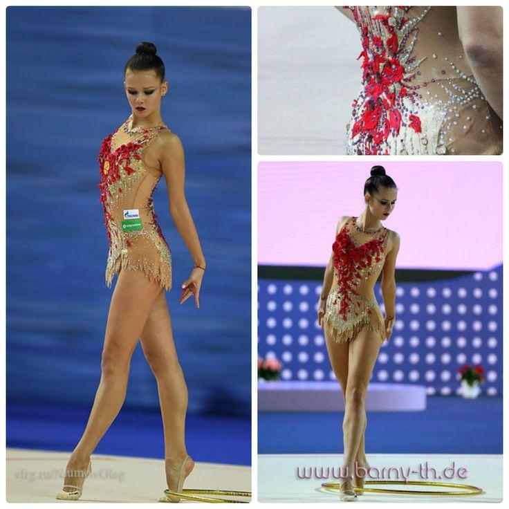 Ekaterina Selezneva (Russia), ribbon 2015-hoop 2016