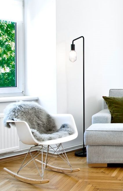 329 besten zuhause bei westwing homestories bilder auf - Schaukelstuhl skandinavisch ...