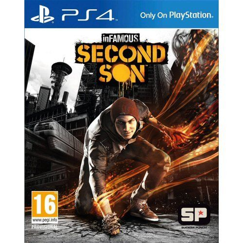 inFAMOUS Second Son – PlayStation 4  A New Origin Story: Step into an open world adventure that offers a realistic take on being superhumanChoice and Consequence: Witness how the city, the people you encounter, and even the story itself is all affected by the actions you takeControl Multiple Powers: Draw powers out from other superhumans, creating your own set of distinct powers to use as you see fit…  Read More  http://techgifts.mobi/shop/infamous-second-son-playstation-4/