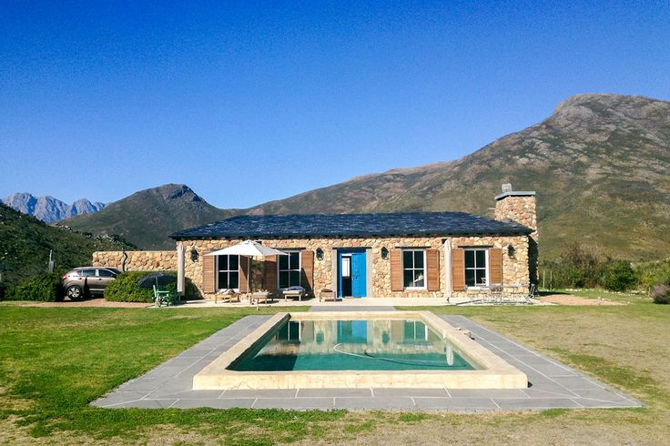 India House, Bastiaankloof, South Africa