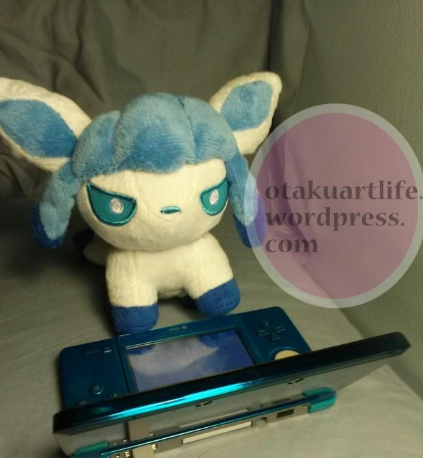 Tips on how to complete #Pokedex! #pokemon #glaceon #3ds http://otakuartlife.wordpress.com/2014/05/01/tips-on-completing-pokedex/