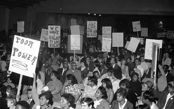 10 Reasons to Revive the 1968 Poor People's Campaign  Inspired by an initiative cut short by the assassination of Dr. Martin Luther King Jr., moral leaders are planning a wave of civil disobedience.