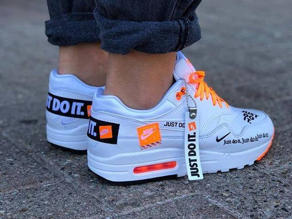 best website 78132 3e383 Nike Air Max 1 Just Do It (photo   The Closet Inc)