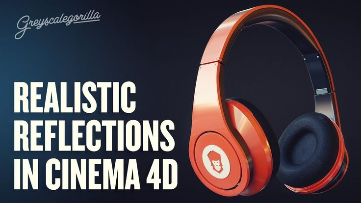 Cinema 4D Tutorial // 3 Tips For More Realistic Reflections