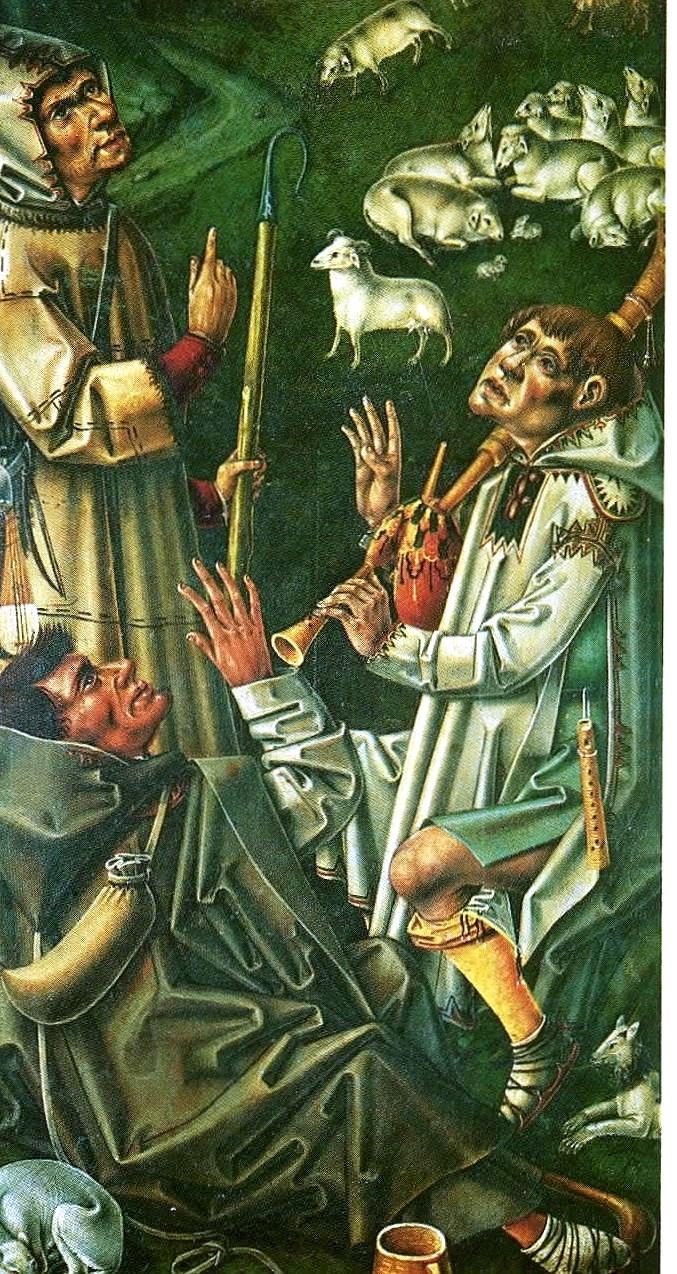 García del Barco, Tryptic of the Nativity,