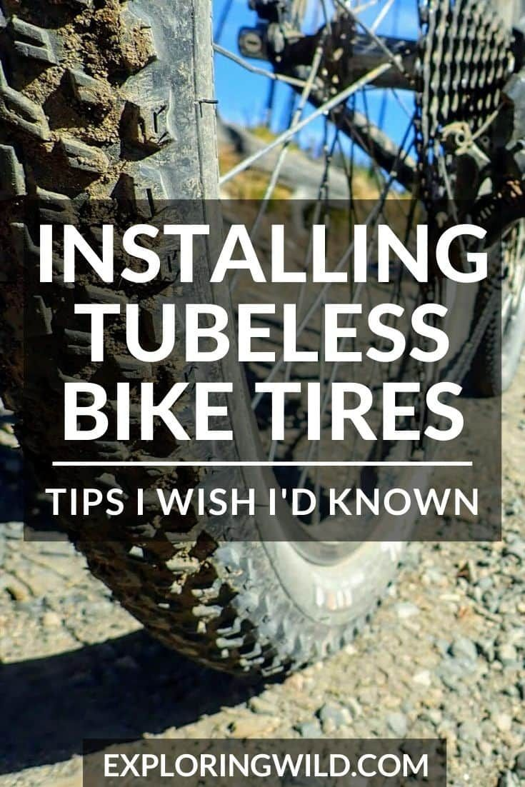 Tubeless Tire Installation Tips What I Wish I D Known Before My