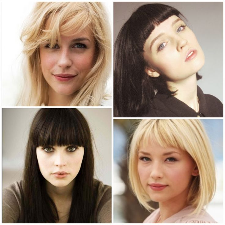 A Guide To Getting Your Perfect Bang