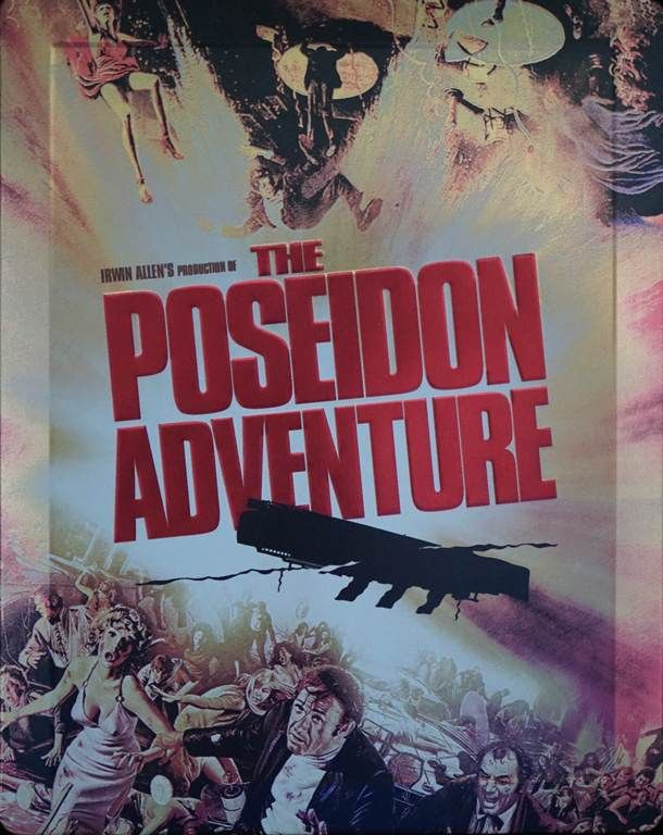 The Poseidon Adventure(Steelbook)