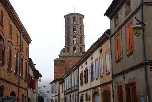 Rue de l'Eglise, Buzet-sur-Tarn