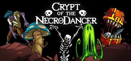 Crypt of the NecroDancer Crypt of the NecroDancer is a hardcore roguelike rhythm game. Can you survive this deadly dungeon of dance? Groove to the epic Danny Baranowsky soundtrack, or select songs from your own MP3 collection!
