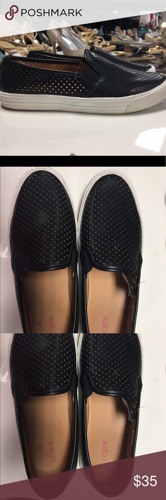 J crew Shoes J crew flat shoes. Previously loved J. Crew Shoes Flats & Loafers