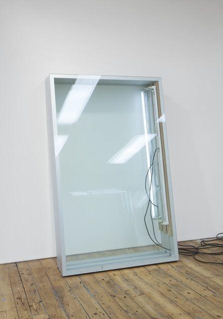 Pedro Cabrita Reis . leaning frames #3, 2014