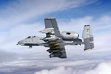 Fairchild Republic A-10 Thunderbolt II - Vikipedi