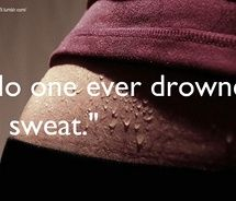 Reminder that sweat doesn't hurt: Work Hard, Remember This, Hot Yoga, Quote, Truths, Bikram Yoga, Weightloss, Weights Loss, True Stories