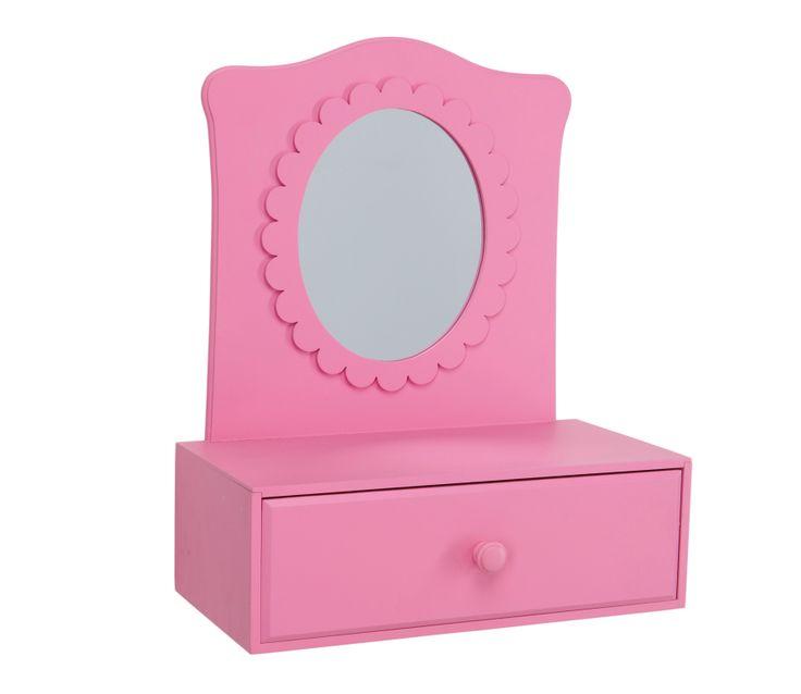 Lief lifestyle make-up tafel roze | Lief en KleinLief en Klein
