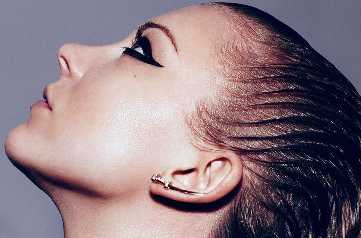 Натали Дормер — Фотосессия для «Stylist» 2015 – 1