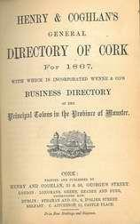 Trades & Street Directories, 1769 - 1976, Limerick City Council