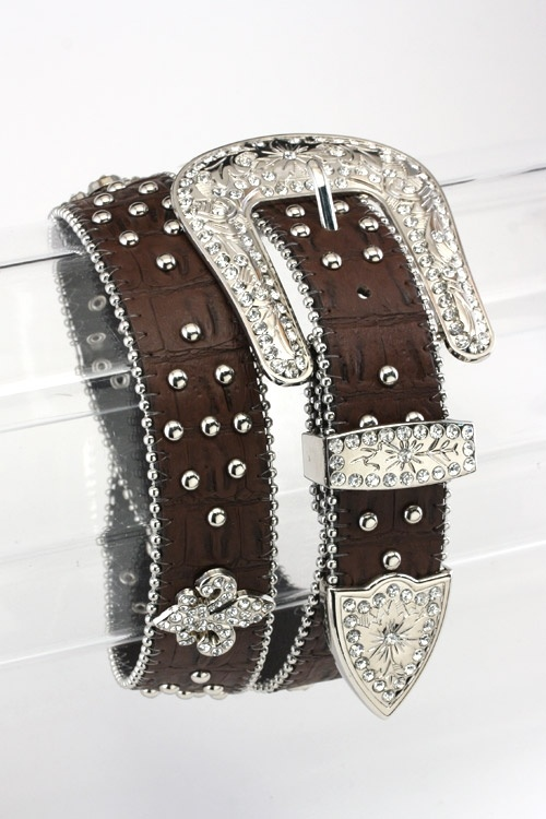 Western Bling Belt omg I sooo wan that