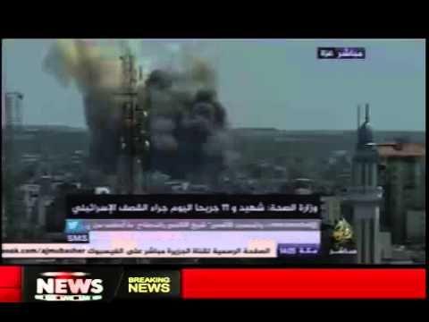 Israel Gaza War : Moment Israel bomb Gaza  #israel #palestine #savegaza #savepalestine