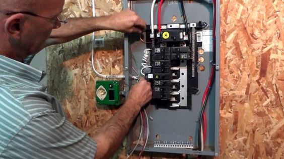 3 phase air conditioner wiring diagram how to hook up a generator to your electrical panel the  how to hook up a generator to your electrical panel the