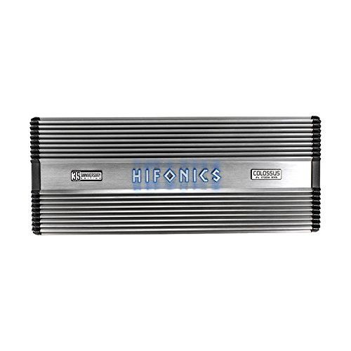 Hifonics Colossus Mount Olympus Series 2-Channel Car Amplifier (Colossus 6.5K)