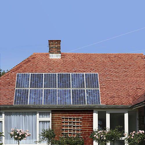Complete 3KW Solar Panel Installation