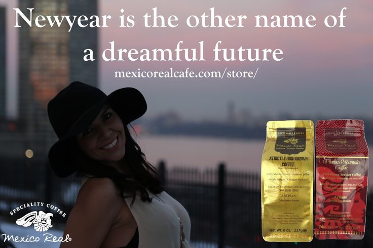 And now we will welcome the new year. Full of things that have never been! El año nuevo es una nueva oportunidad de hacer lo que no hemos hecho! Try Gourmet Mexican Coffee- Award Winning Coffee for only 1 Pack £4.95, €5.60, US$6.63, CA$8.42 On mexicorealcafe.com/store/ #coffee #coffeetime #store #collection #italia #amore #sales #saleprice #coffee #ground #mexican #quality #roast #flavour #maya #lungo #macchiato #doppio #espresso #shot #caffe #mocha #cappuccino #drink #recipe #stylish…