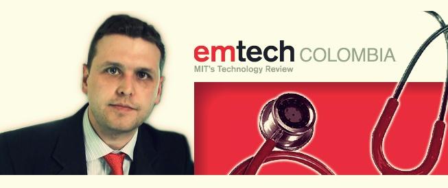 El sector de la salud fue uno de los temas centrales de Emtech Colombia 2012, especialmente en lo relacionado con E-health. Juan Ignacio Valenzuela, consultor del gobierno de Colombia en estos temas, habló con Ruta N sobre el asunto.