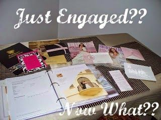 Then Comes Marriage...: Just Engaged??? NOW WHAT???