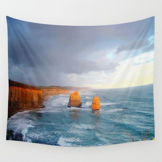 Australia's South Coast Wall Tapestry