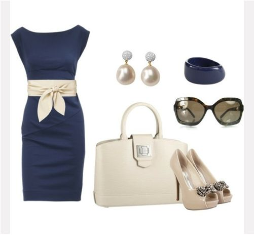Стильные заметки, блог о стиле и моде - Сочетание цветов в одежде, часть 1