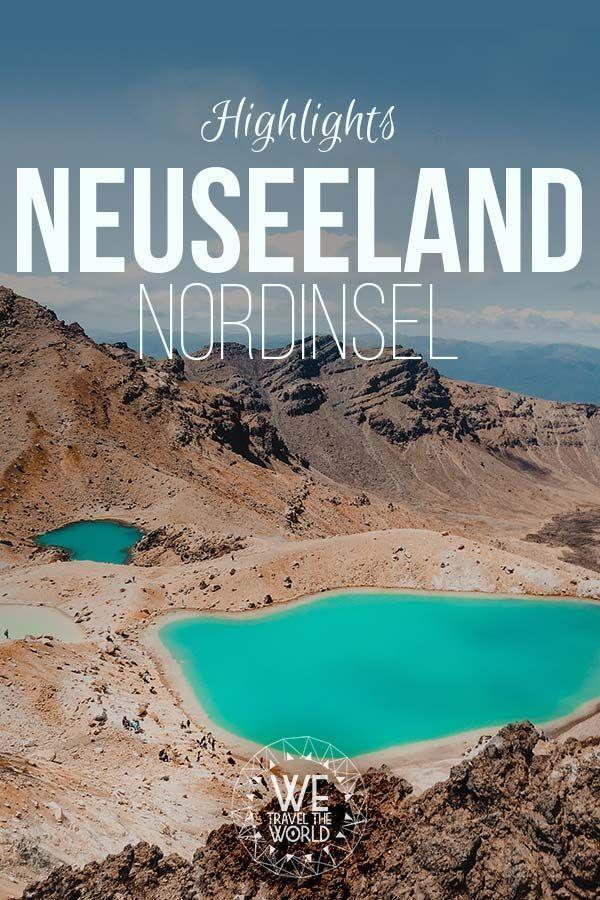Neuseeland Nordinsel Highlights: 19 großartige Dinge, die du auf Neuseelands Nordinsel gesehen und gemacht haben solltest