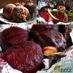 Kuchařka ze Svatojánu: PEČENÁ ČERVENÁ ŘEPA