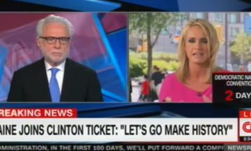 "CNN Pundit Ignites Fury After Criticizing Tim Kaine's Use Of Spanish ""I'm hoping I'm not going to have to start brushing up on my 'Dora the Explorer' to understand some of the speeches given this week."""